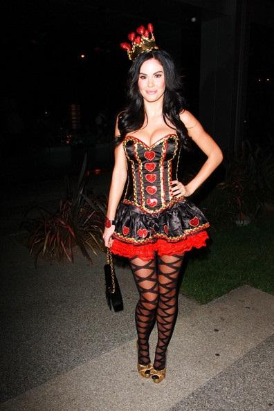 Jayde Nicole-Celebrities In Hot Halloween Costumes