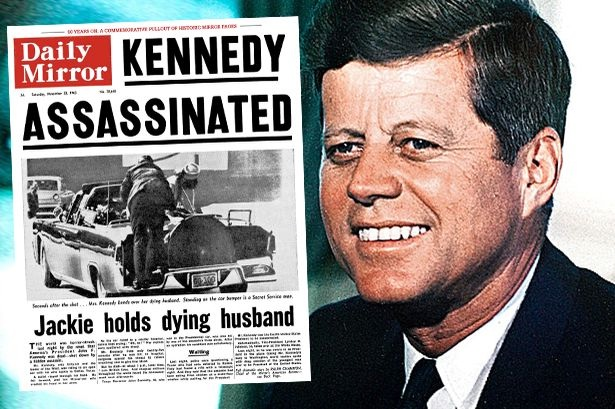 JFK was killed by men dressed as homosexuals-Coolest Conspiracy Theories