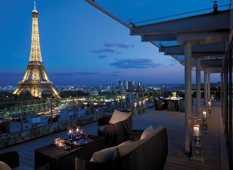 Shangri La, Paris-Most Amazing Hotels Around The World