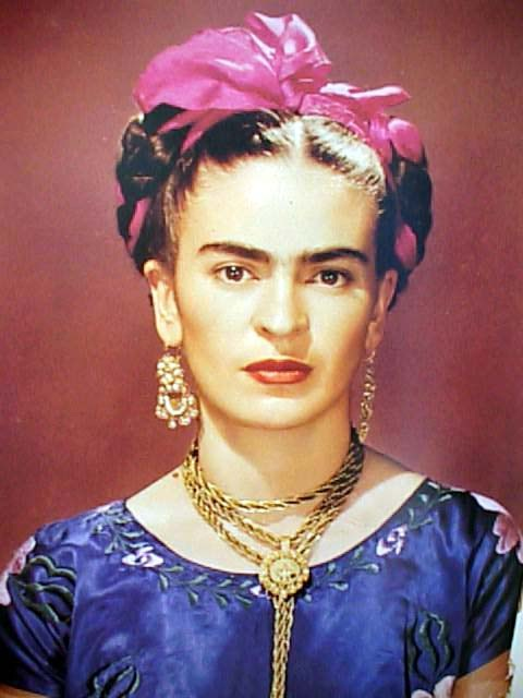 Frida Kahlo-Celebs Who Had Abortion