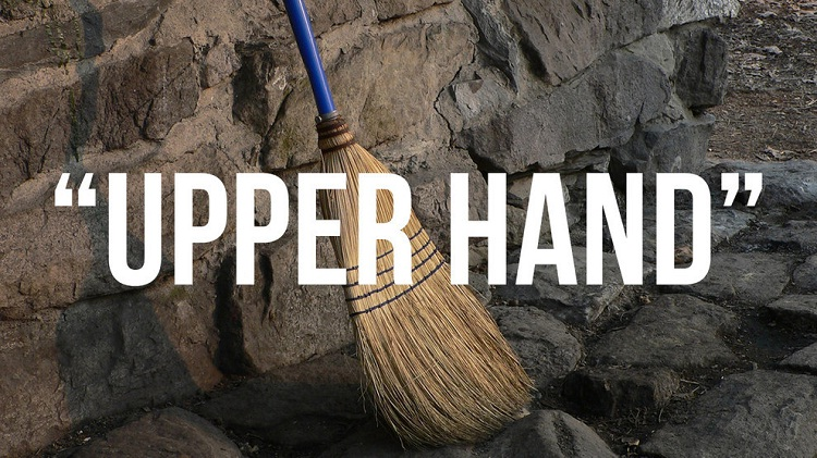Upper hand-Where British Phrases Came From