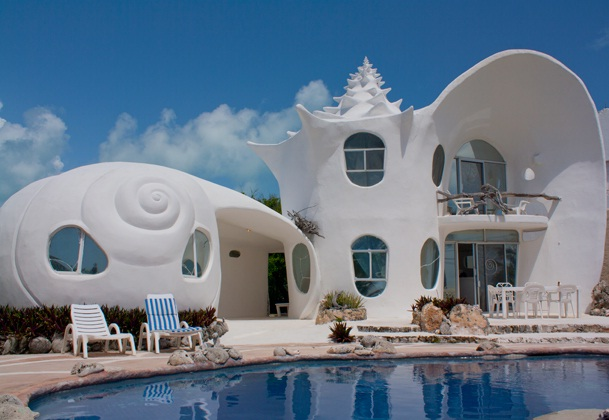 Conch House, Mexico-World's Craziest Buildings