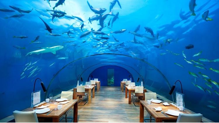 Conrad Maldives, Rangali Island-Most Amazing Hotels Around The World