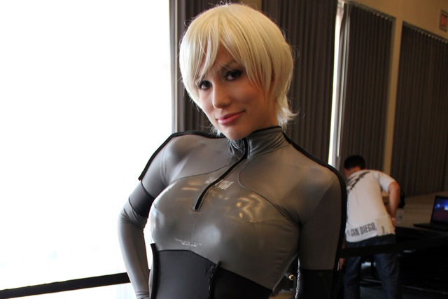 You can arrest me anytime-Best Cosplays By Girls