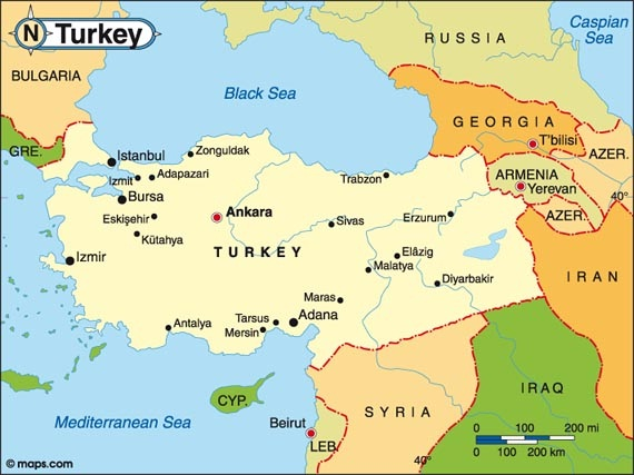 Turkey-Craziest Laws Around The World