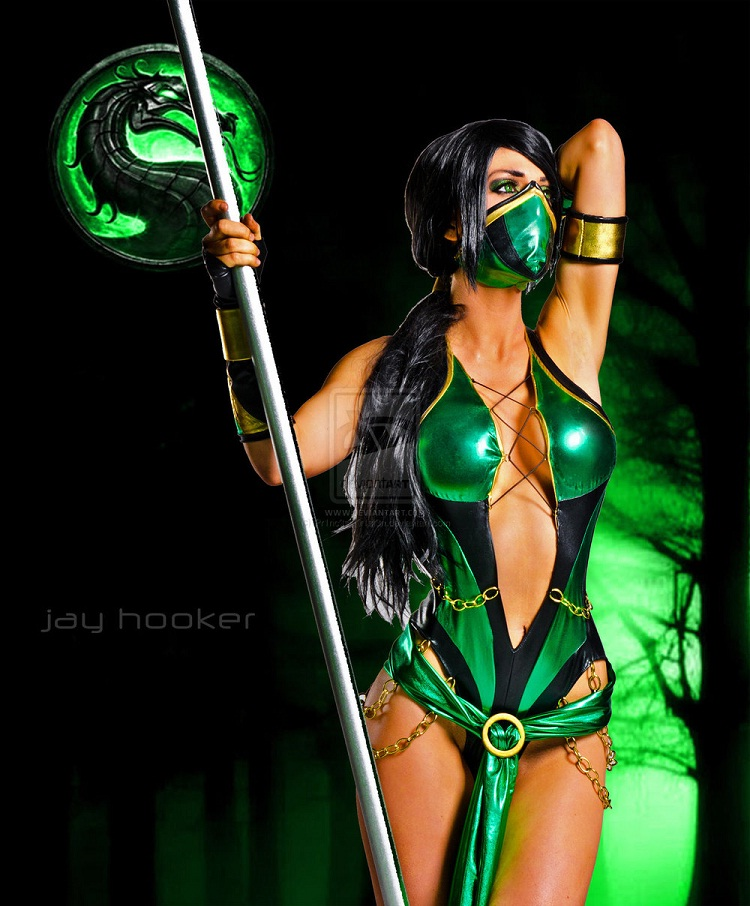 Jade Best Mortal Kombat Cosplays