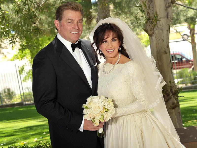 Marie Osmond And Stephen Craig-12 Celebrities Who Remarried Their Exes