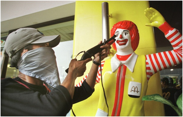 Ronald McDonald's Life-Changing Moment-Sad Reality Of Ronald McDonald