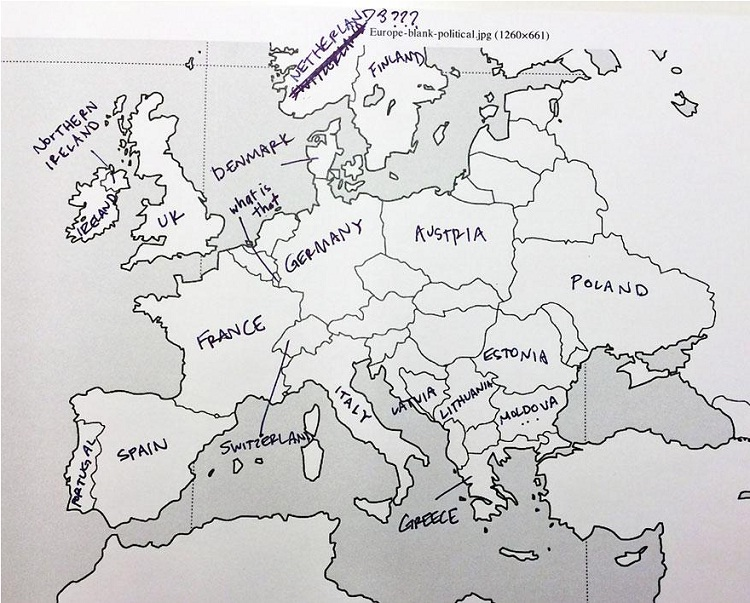 The Netherlands????-Europe According To Americans