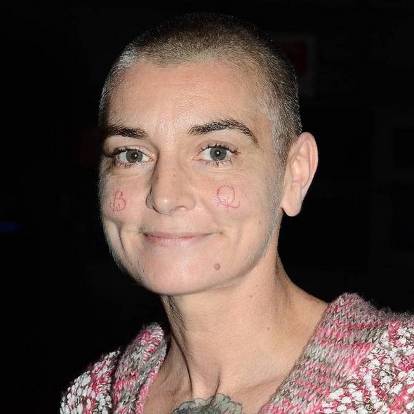 Sinead O Connor-Celebs Who Had Abortion