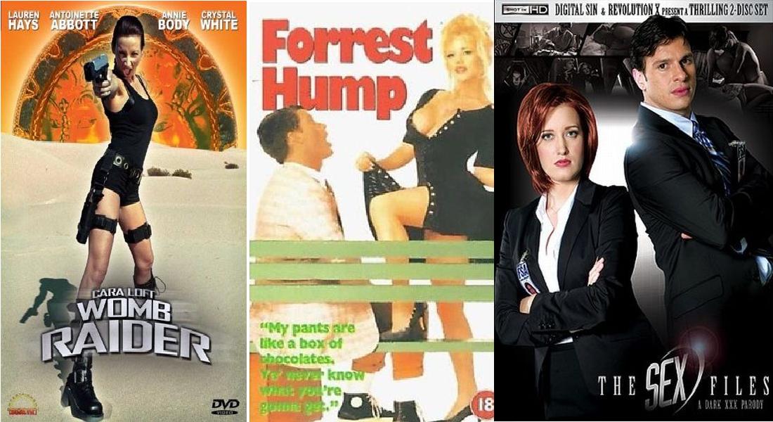 24 Funniest Porn Movie Parody Titles