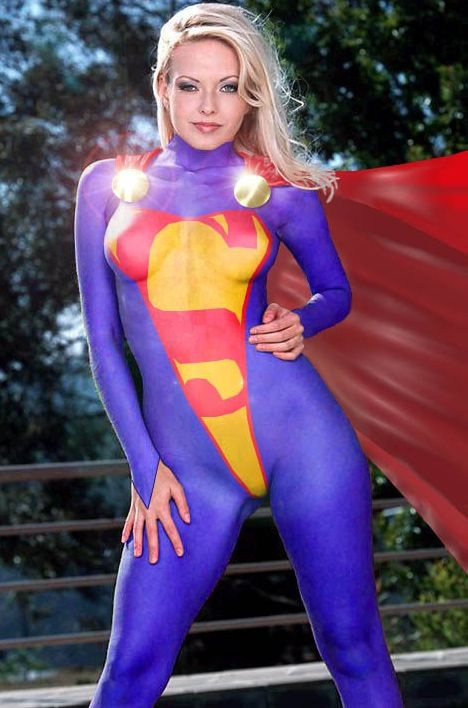 Artistic-Hottest Supergirl Cosplays