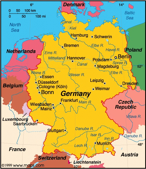 Germany-Craziest Laws Around The World