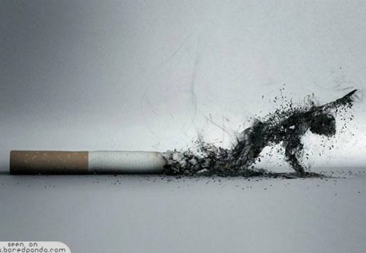 No Escape-24 Most Creative Anti-Smoking Ads