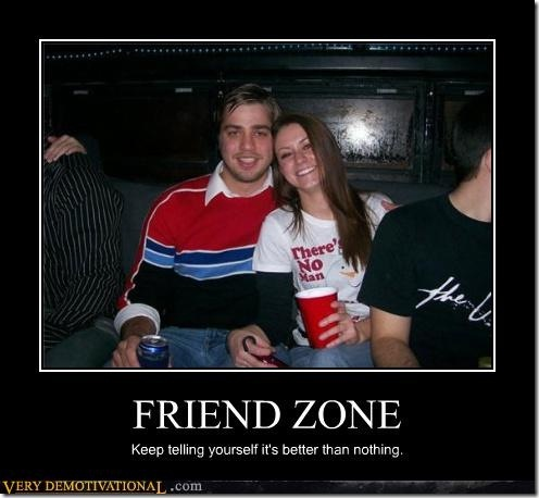 Is It Better Than Nothing?-24 Guys Who Love Being In Friend Zone