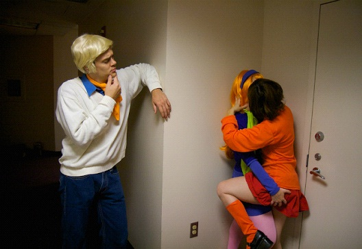 Fred Left Out-24 Best Scooby Doo Cosplays Ever