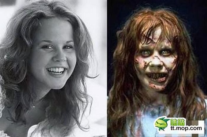 The Original Scary One-Most Dreadful Makeups