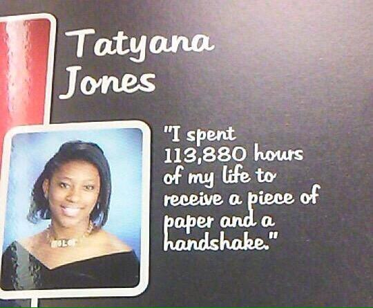 Welcome to Reality-15 Hilarious Yearbook Quotes Ever