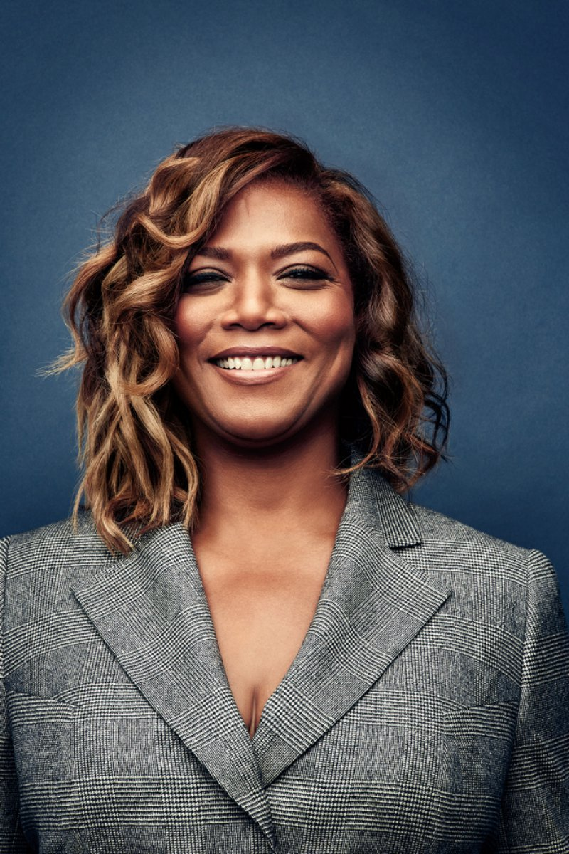 Queen Latifah-12 Celebrities You Didn't Know Are Rape Victims