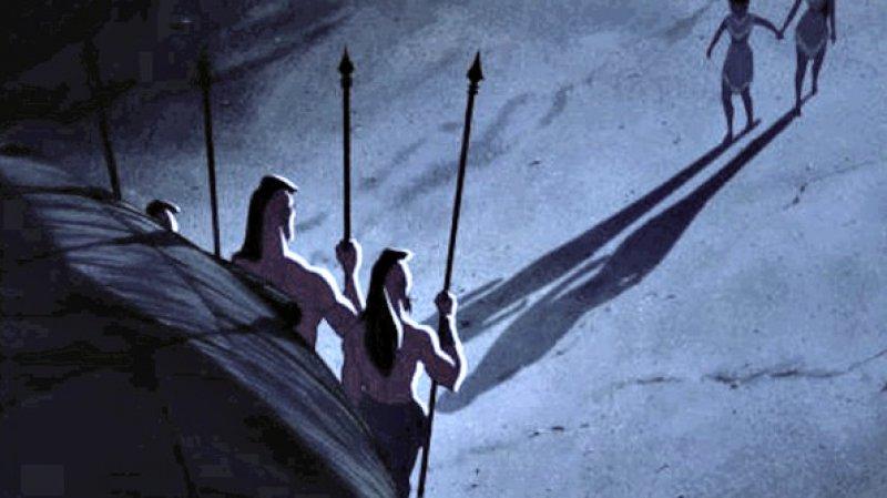 Pocahontas-15 Disney Movie Mistakes You Probably Never Noticed
