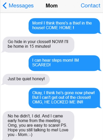 The Prankster Mom-15 Hilarious Texts From Parents That Will Make You Cry Then Laugh