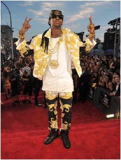 2 Chainz: High Fashion Crunk-Embarrassing Red Carpet Flops