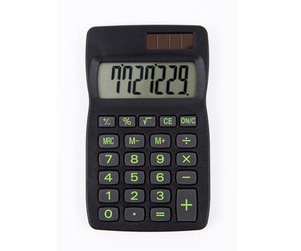 Calculator-Popular Solar Powered Things