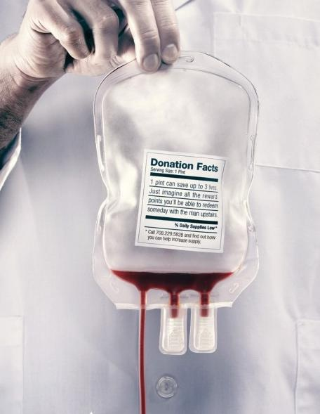 Not enough do it-Things You Didn't Know About Donating Blood