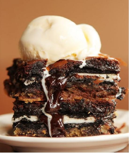 Brownie-Creative Oreo Desserts