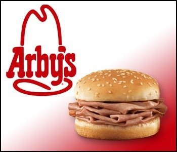 Arby's Jr Roast Beef Sandwich-Healthy Fast Food Items You Can Opt For