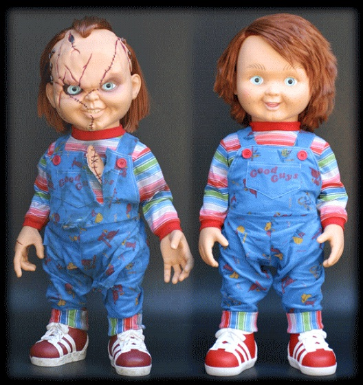 Chucky - Child's Play-Most Scary Demon Toys In Movies