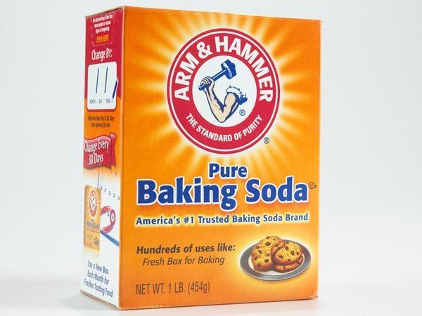 Baking soda-Natural Ways To Keep Your Teeth Healthy