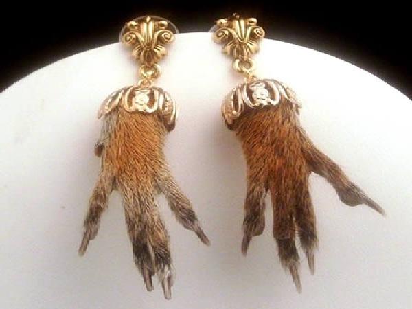 Just horrible-Weirdest Earrings Ever
