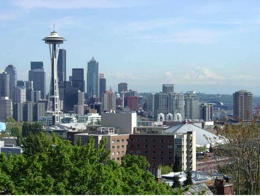 Seattle-Best Cities For Single Women To Live