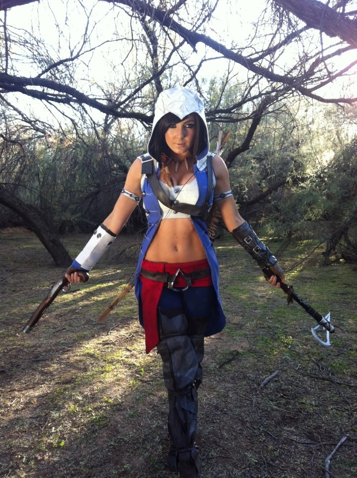 Assassin's Creed-24 Best Jessica Nigri Cosplays Ever