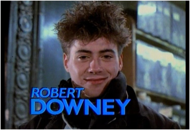 Robert Downey Jr. on SNL-Things You Didn't Know About Robert Downey Jr.