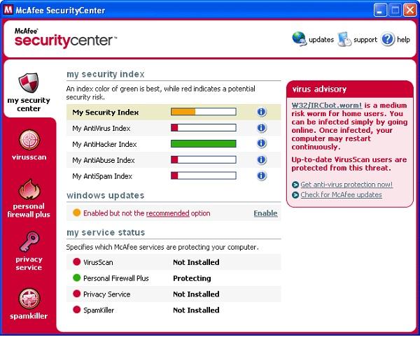McAfee-Best Anti Virus Companies