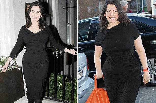 Nigella Lawson-Celebs Who Lost Weight