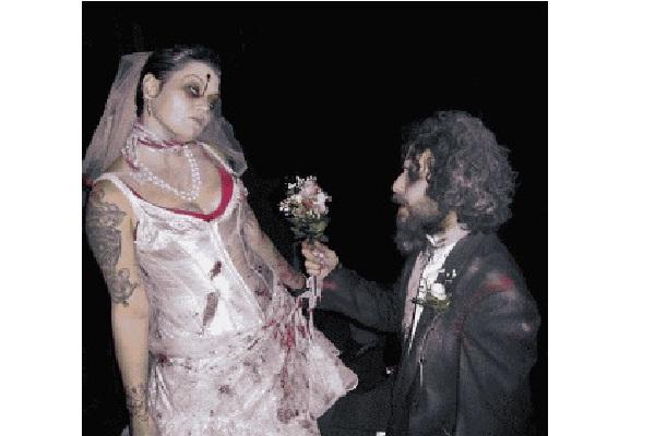 Zombie Romance-Zombie Engagements