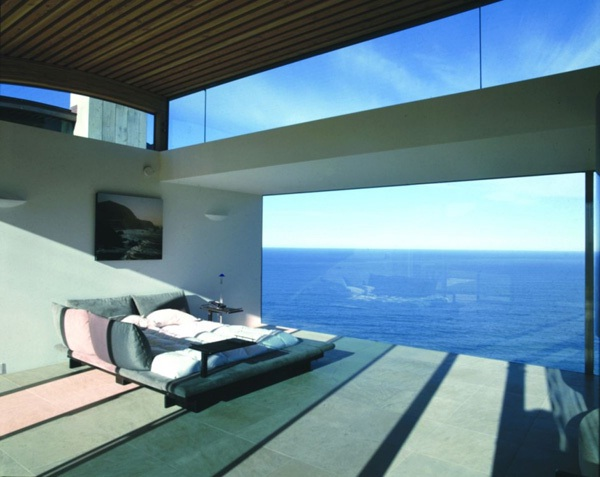 Sea Views On All Sides-Amazing Glass Houses