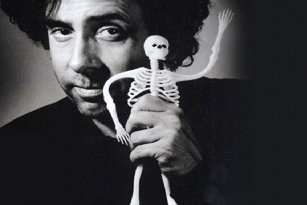 Tim Burton-Best Directors In The World
