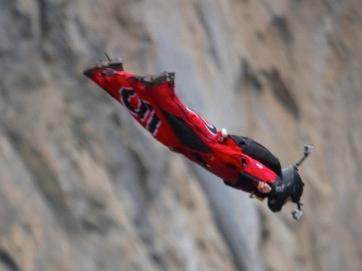 Wingsuiting-Most Expensive Sports In The World