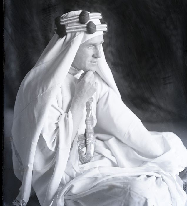 T. E. Lawrence-Great People Who Were Also Perverts