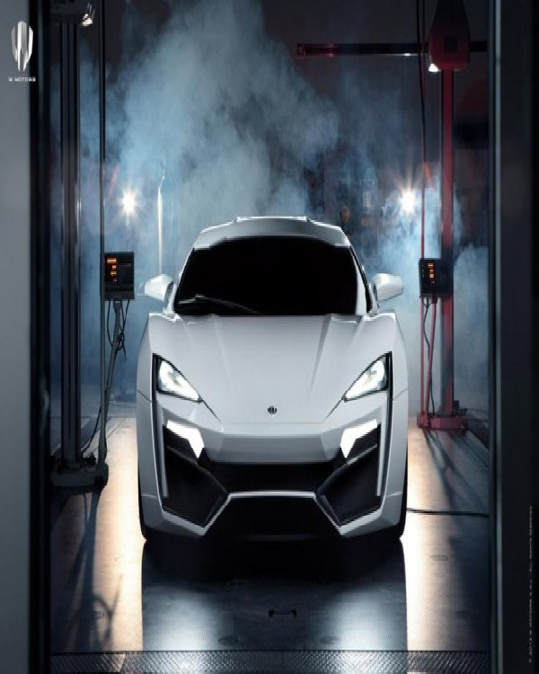 Lykan Hypersport-Most Expensive Cars In The World
