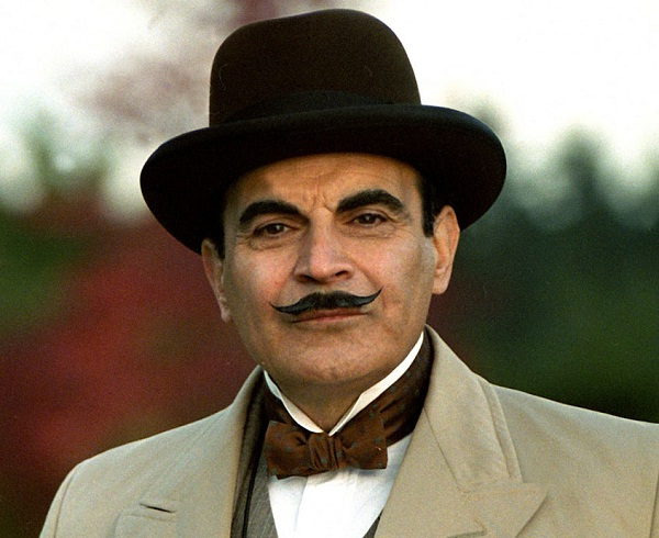 Poirot-Famous Fictional Detectives