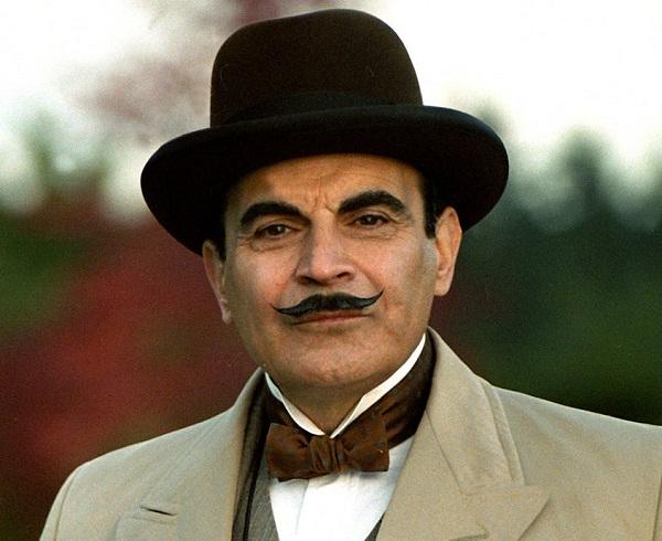 Poirot-Famous Fictional Detectives