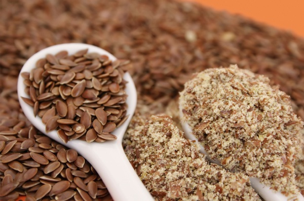 Flax seed-Best Foods For Hypothyroidism