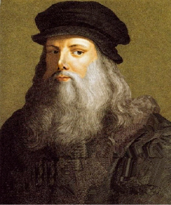 Leonardo Da Vinci-Highest IQ People Ever