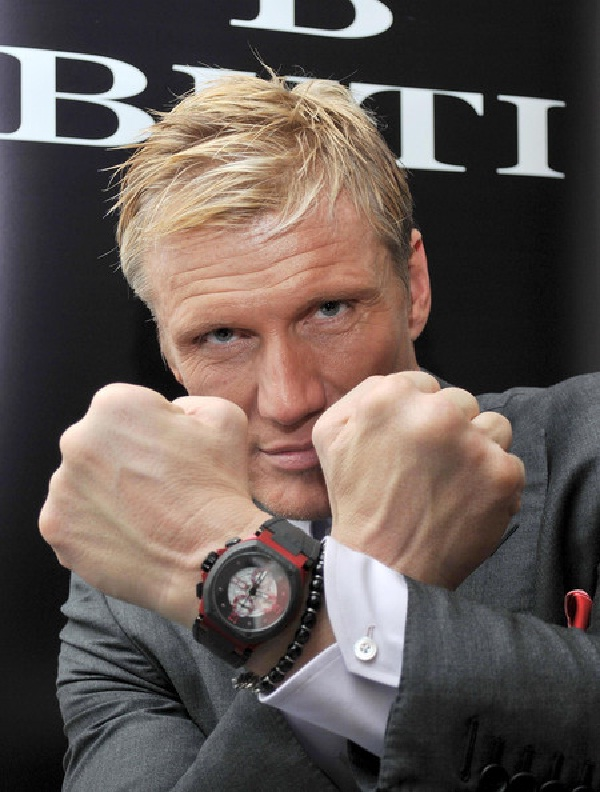 Dolph Lundgren-Celebrities With Surprising College Degrees