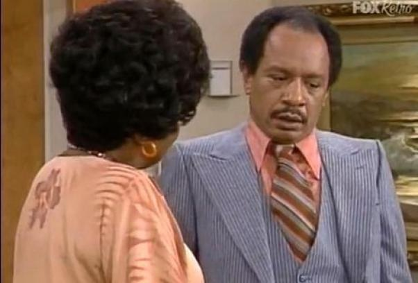 George Jefferson-Funniest Black TV Characters
